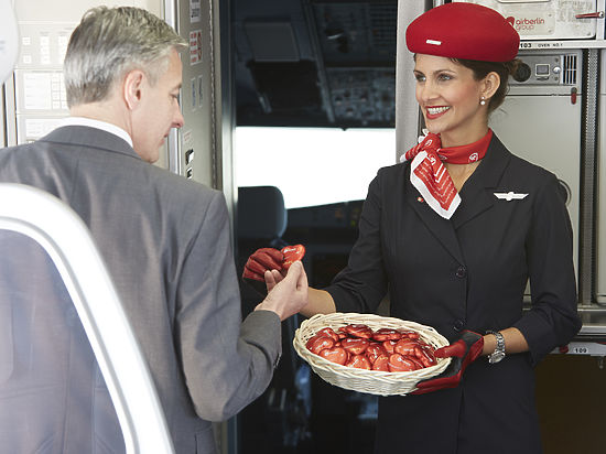 Air Berlin «улетает» из России