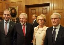 В Москве состоялось вручение немецкой переводческой премии «МЕРК-2016»