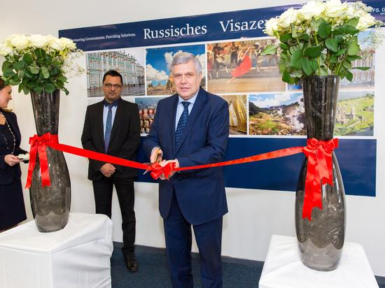 Российские визы в Лейпциге: теперь быстро и без очередей