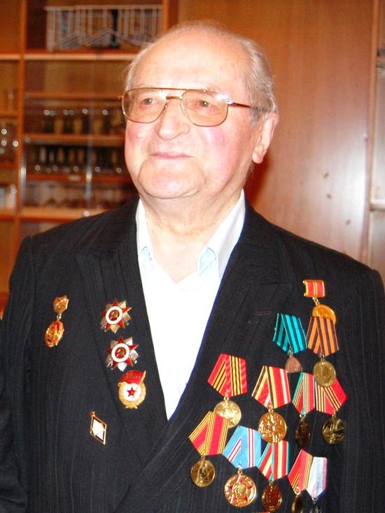 Люди Великой Победы. Иосиф БАК, драматург из штрафроты