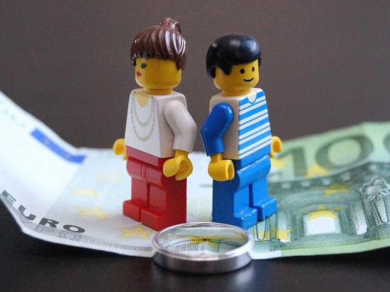 Развод в Германии: содержание ребенка и супруги